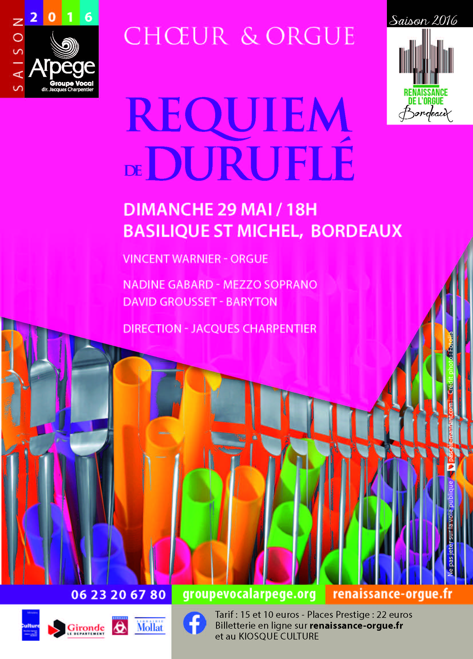 Arpege Duruflé