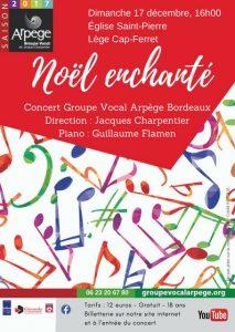 Concert Noël enchanté