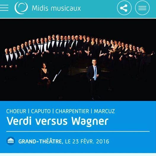 Jacques Charpentier dirige Opéra