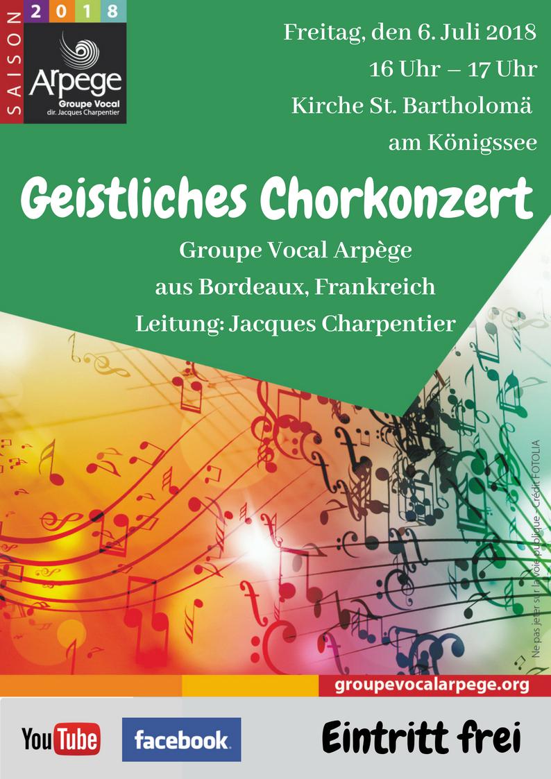 Concert Arpège Königssee